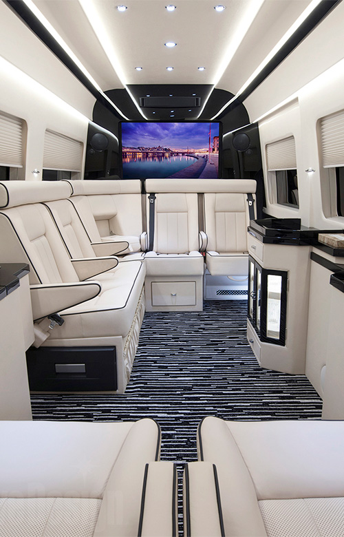 Becker Design becker automotive design luxury transport coaches sprinter