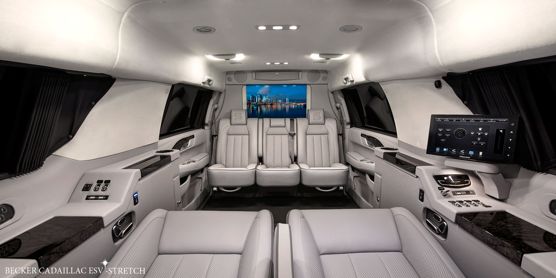 Becker Automotive Design // Luxury Transport Coaches // Sprinter