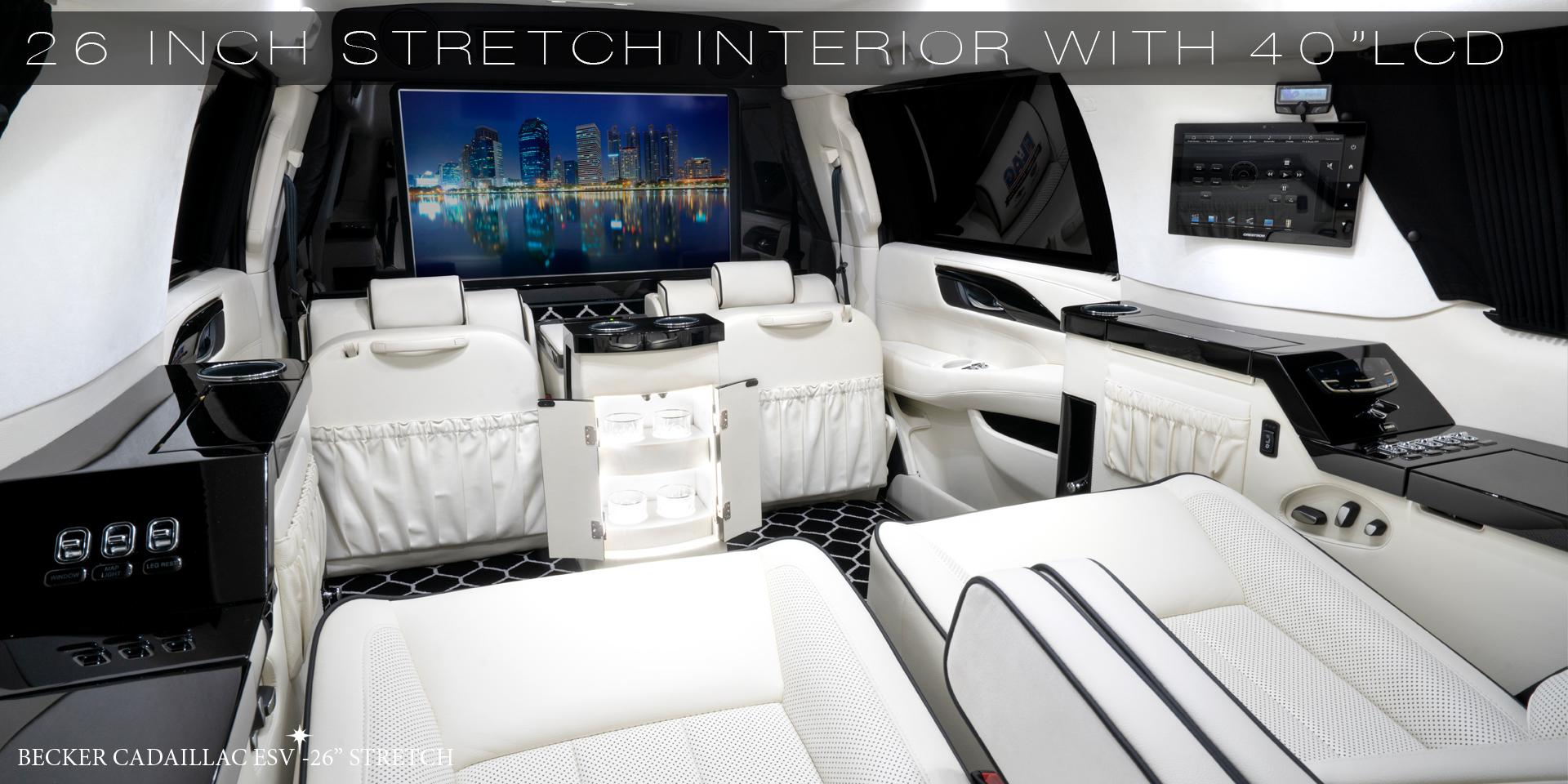 Becker automotive design luxury transport coaches for Mercedes benz sprinter luxury conversion vans