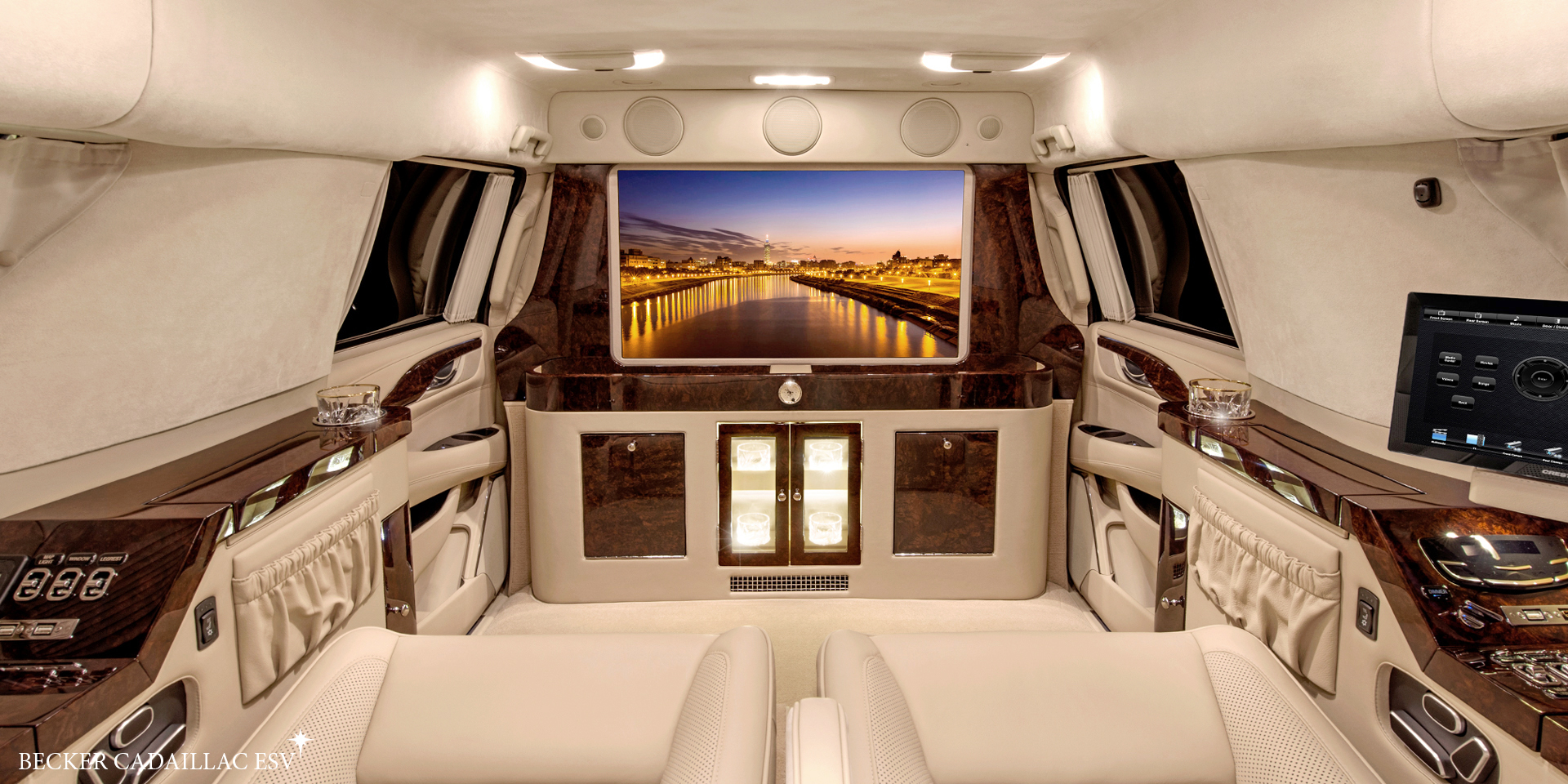 Becker Automotive Design // Luxury Transport Coaches ...