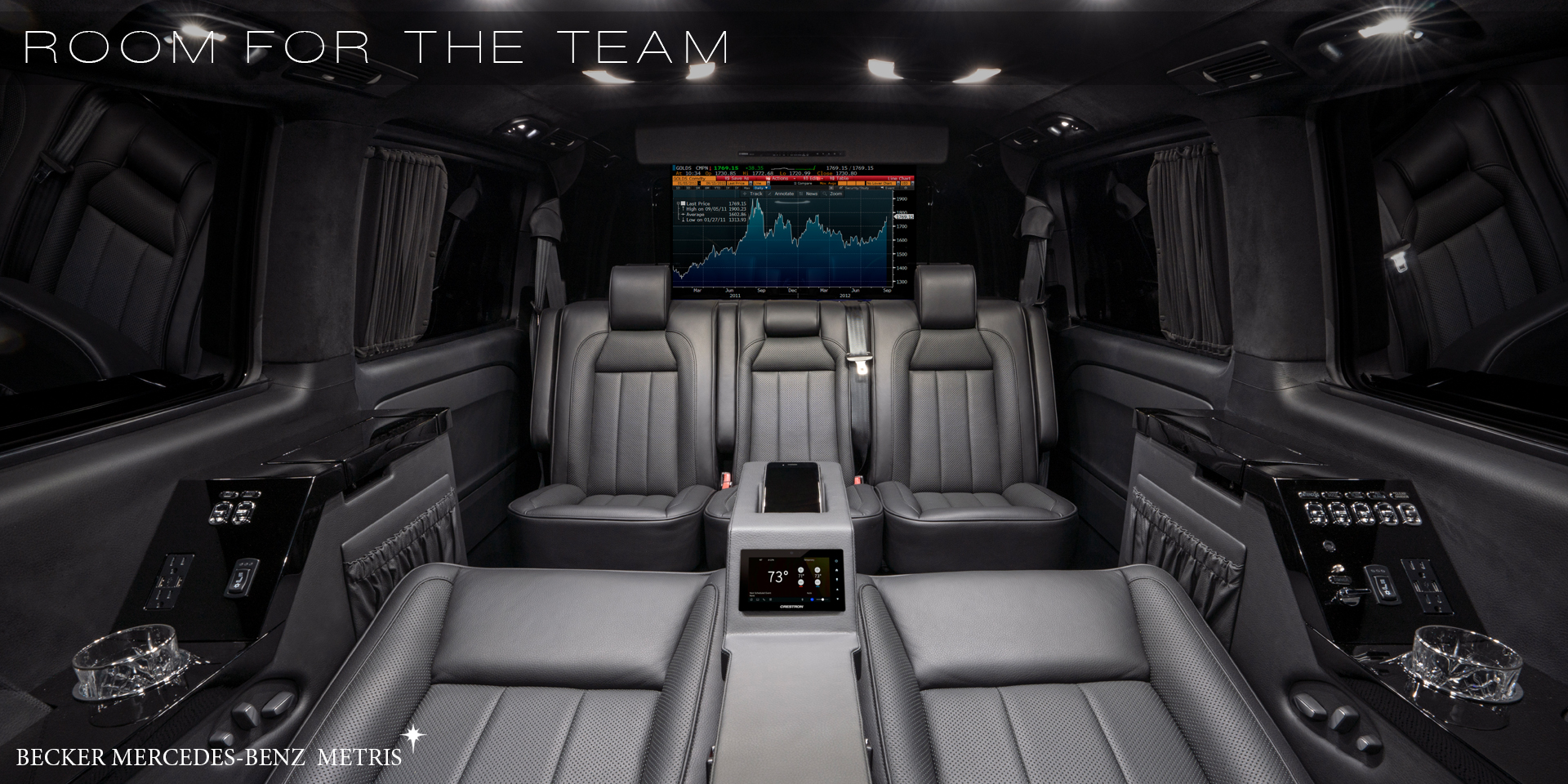 60fe4e672f Becker Automotive Design    Luxury Transport Coaches    Sprinter Van ...