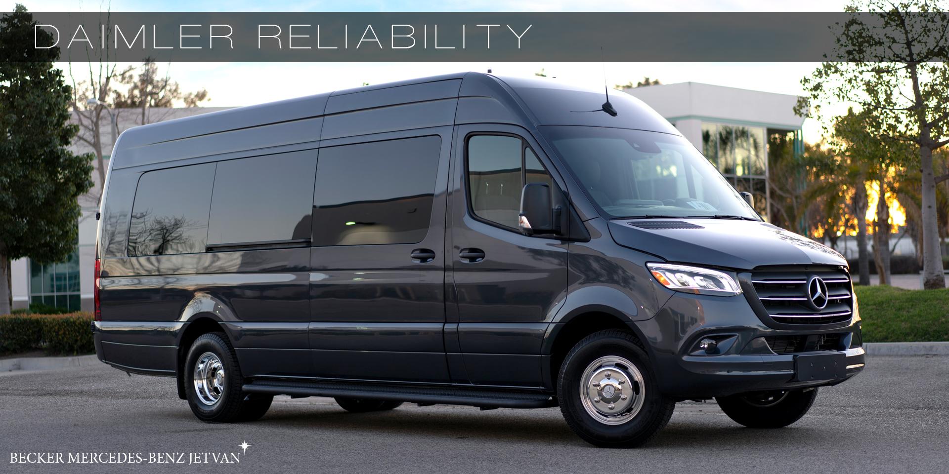 60fe4e672f Becker Automotive Design    Luxury Transport Coaches    Sprinter Van ...