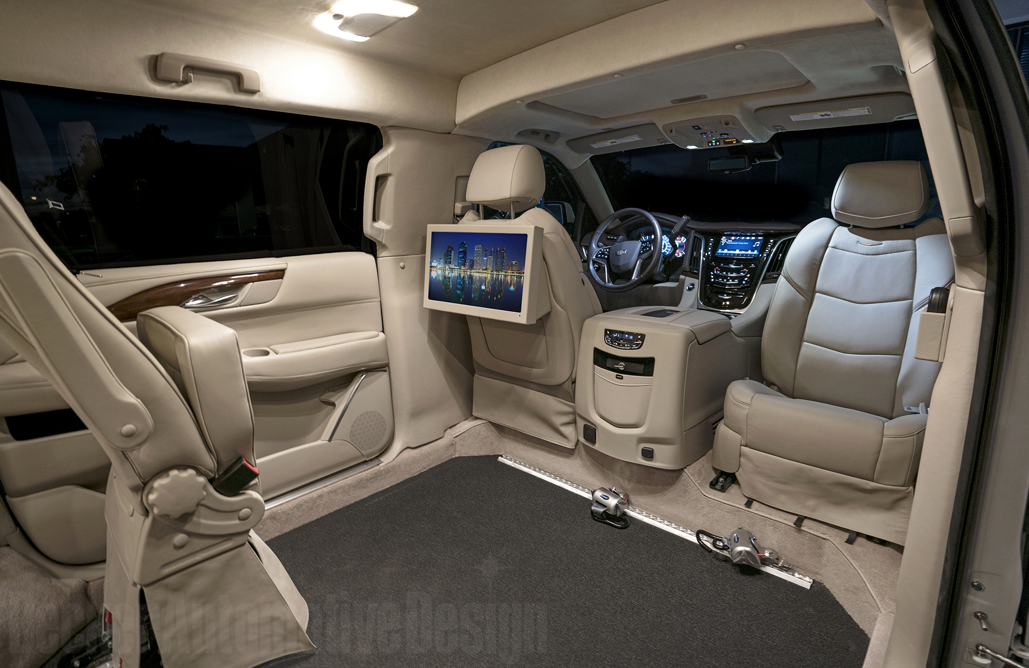 Mercedes Pre Owned >> Becker Automotive Design // Luxury Transport Coaches // Sprinter Van and Cadillac ESV Conversions