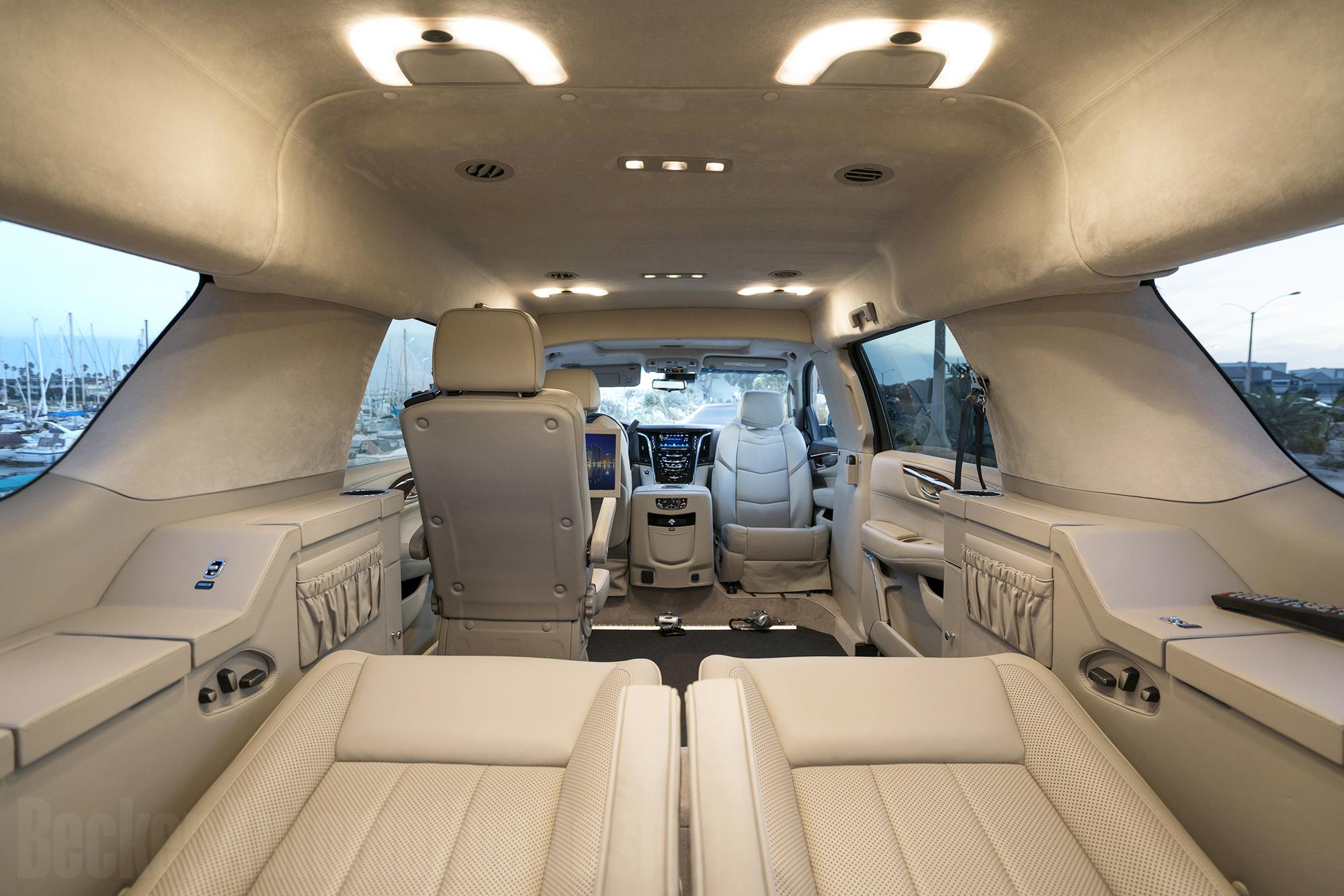 Best Suv For The Money >> Becker Automotive Design // Luxury Transport Coaches ...