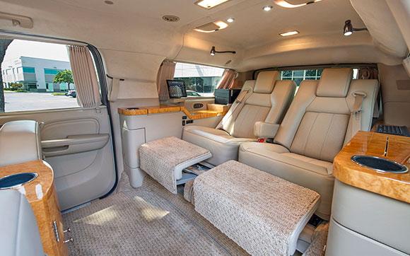 2014 Becker Cadillac Escalade ESV