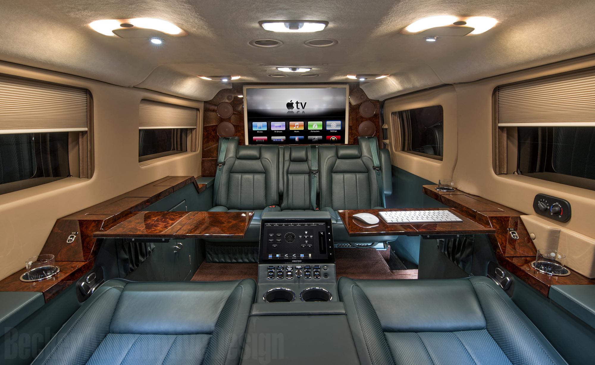 Mercedes Benz Sprinter >> Becker Automotive Design // Luxury Transport Coaches ...