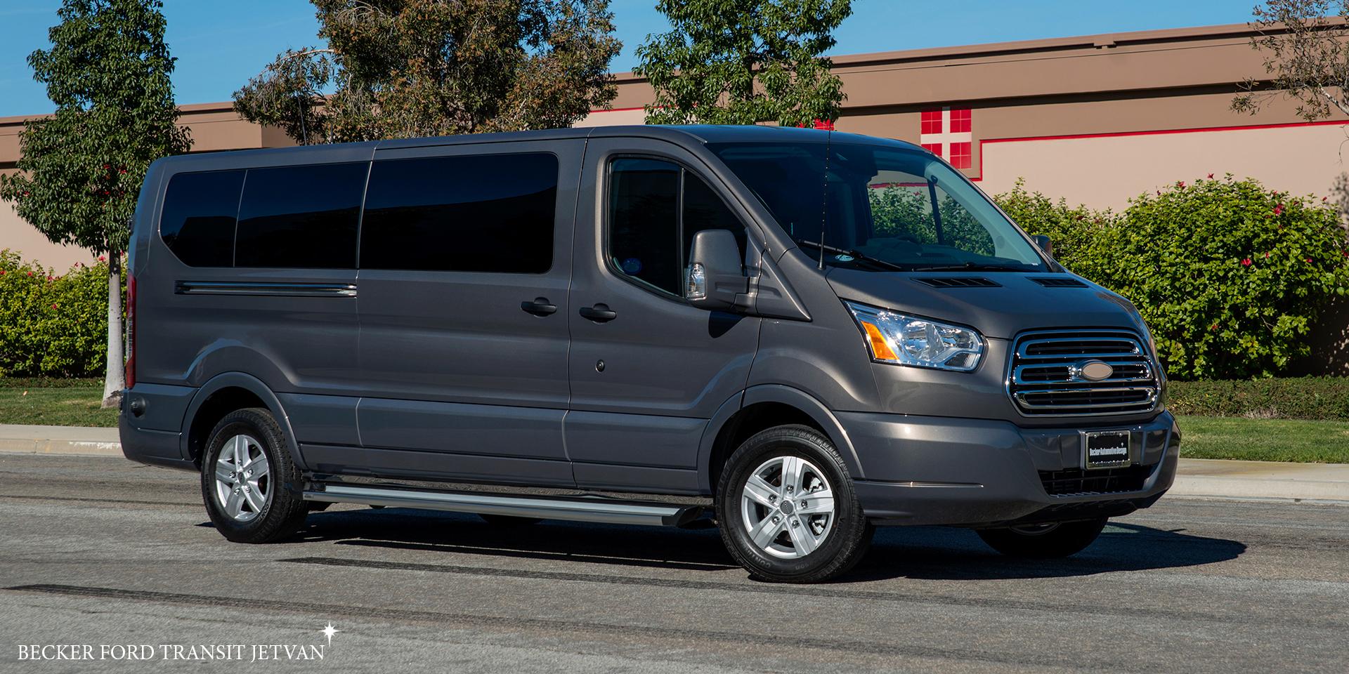 Ford transit jetvan